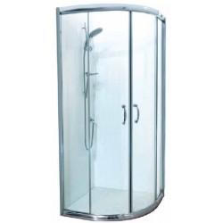 מקלחון הזזה מעוגל