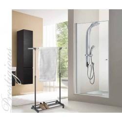 מקלחון חזית טופז דלת אחת 6924